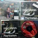 DINO CRISIS PAL ESPAÑA COMPLETO PSX PLAYSTATION PSONE PS1 ENVIO CERTIFICADO/ 24H