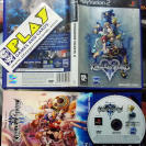 KINGDOM HEARTS II PAL ESPAÑA COMPLETO PS2 PLAYSTATION 2 ENVIO CERTIFICADO/ 24H