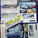 DTM RACE DRIVER 3 PAL FRANCIA COMPLETO PS2 PLAYSTATION 2 ENVIO CERTIFICADO / 24H