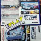 DTM RACE DRIVER 3 PAL FRANCIA COMPLETO PS2 PLAYSTATION 2 ENVIO CERTIFICADO / 24H