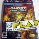 TOM CLANCY GHOST RECON 2 PS2 PLAYSTATION 2 PAL ESPAÑA NUEVO PRECINTADO SEALED