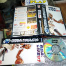 NBA LIVE 97 1997 BASKETBALL SEGA SATURN COMPLETO BUEN ESTADO EA SPORTS
