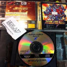 SUPER ROBOT WARS TAISEN F FINAL SEGA SATURN NTSC JAPAN ENVIO CERTIFICADO / 24H