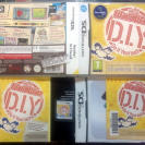 WARIOWARE WARIO WARE D.I.Y. DO IT YOURSELF PAL ESPAÑA COMO NUEVO NINTENDO DS NDS
