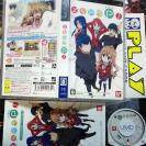 TORADORA PORTABLE TORA DORA NTSC JAPAN IMPORT PSP COMPLETO ENVIO CERTIFICADO/24H