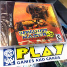 DEMOLITION RACER NO EXIT SEGA DREAMCAST USA NUEVO NEW ENTREGA AGENCIA 24HORAS