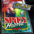 SPIKY HAROLD AMSTRAD CPC EDICION SILVER 199 GAMES BUEN ESTADO ENTREGA 24 HORAS