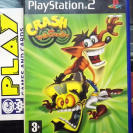 CRASH TWINSANITY PAL ESPAÑA PS2 PLAYSTATION 2 ENVIO CERTIFICADO / 24H