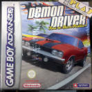 DEMON DRIVER TIME TO BURN RUBBER PAL ESPAÑA NUEVO GBA GAME BOY GAMEBOY ADVANCE