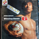 WORLD SOCCER WINNING ELEVEN 6 NTSC JAPAN IMPORT KONAMI PS2 PLAYSTATION 2