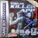 KILLER APP TRON 2.0 PAL ESPAÑA NUEVO GBA GAME BOY GAMEBOY ADVANCE ENVIO 24 HORAS