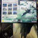 ACE COMBAT 5 V THE UNSUNG WAR NTSC JAPAN IMPORT PS2 PLAYSTATION 2 ENVIO 24H