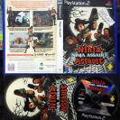 NINJA ASSAULT PAL ESPAÑA COMPLETO PS2 PLAYSTATION 2 ENVIO CERTIFICADO / 24H