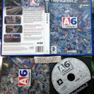 A6 A TRAIN 6 ATRAIN6 PAL ESPAÑA COMPLETO PLAYSTATION 2 PS2 ENVIO AGENCIA 24HORAS