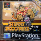 STREET SCOOTERS PAL ESPAÑA NUEVO PRECINTADO NEW SEALED PSX PLAYSTATION PS1 PSONE
