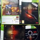 DIABLO 3 III PAL ESPAÑA COMPLETO MUY BUEN ESTADO XBOX 360 ENVIO CERTIFICADO/ 24H