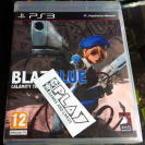 BLAZ BLUE BLAZBLUE CALAMITY TRIGGER PS3 PLAYSTATION 3 PAL ESPAÑA NUEVO SEALED