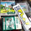 GOLF NINTENDO GAMEBOY GAME BOY DMG-GOA JAP COMPLETO ENTREGA AGENCIA CORREOS