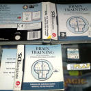 BRAIN TRAINING DR KAWASHIMA PAL ESPAÑA BUEN ESTADO NINTENDO DS ENVIO 24 HORAS