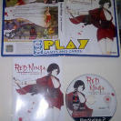 RED NINJA PS2 PLAYSTATION 2 COMPLETO PAL ESPAÑA MINT