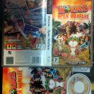 WORMS  OPEN WARFARE PSP PAL ESPAÑA COMPLETO ENVIO CERTIFICADO / AGENCIA 24 HORAS
