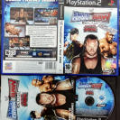 WWE Smackdown VS Raw 2008 PAL ESPAÑA PS2 PLAYSTATION 2 ENVIO CERTIFICADO / 24H