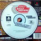 MICHELIN RALLY MASTERS SOLO DISCO PAL SONY PLAYSTATION 1 PSX PS1 PSONE ENVIO 24H