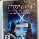 STAR WARS EPISODE III 3 REVENGE OF THE SITH ACTIVITY CENTRE PC PAL ESPAÑA NUEVO