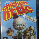 DISNEY'S CHICKEN LITTLE PAL ESPAÑA NUEVO PRECINTADO NEW GAME CUBE GAMECUBE GC