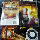 GOD OF WAR CHAINS OF OLYMPUS PAL ESPAÑA MUY BUEN ESTADO PSP ENVIO CERTIFICADO