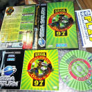 SEGA WORLDWIDE SOCCER 97 SEGA SATURN PAL ESPAÑA COMPLETO BUEN ESTADO SPORTS