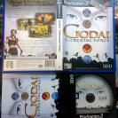GODAI ELEMENTAL FORCE PAL ESPAÑA COMPLETO PS2 PLAYSTATION 2 ENVIO CERTIFICADO