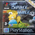 MIRACLE SPACE RACE PAL ESPAÑA NUEVO PRECINTADO NEW PSX PLAYSTATION PSONE PS1
