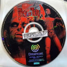 THE HOUSE OF THE DEAD 2 II SOLO DISCO PAL SEGA DREAMCAST ENVIO CERTIFICADO / 24H