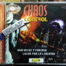 CHAOS CONTROL PC PAL ESPAÑA MUY BUEN ESTADO ENVIO CERTIFICADO / AGENCIA 24H