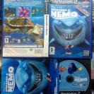 BUSCANDO A NEMO DISNEY PAL ESPAÑA COMPLETO PS2 PLAYSTATION 2 ENVIO CERTIFICADO