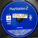 DEMO DISC PAL SOLO DISCO CD ONLY PS2 PLAYSTATION 2 PBPX-95205 ENVIO URGENTE 24H