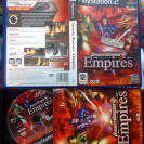 DYNASTY WARRIORS 4 EMPIRES PAL ESPAÑA PS2 PLAYSTATION 2 ENVIO CERTIFICADO / 24H