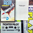 FIGHTER PILOT 1984 DIGITAL INTEGRATION COMMODORE 64  BUEN ESTADO