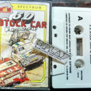 3D STOCK CAR CHAMPIONSHIP PAL ESPAÑA CINTA TAPE SINCLAIR SPECTRUM ENVIO 24H