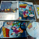 MUSIC PARTY ROCK THE HOUSE NINTENDO WII PAL ESPAÑA COMPLETO BUEN ESTADO