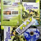 PANZER DRAGOON ORTA PAL ESPAÑA DISCO EN MUY BUEN ESTADO MICROSOFT XBOX CLASSIC
