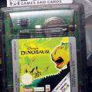DISNEY's DINOSAUR CARTUCHO PAL GAME BOY GAMEBOY COLOR GBC ENVIO CERTIFICADO/ 24H