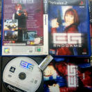 END GAME ENDGAME EG PAL ESPAÑA COMPLETO EN MUY BUEN ESTADO PS2 PLAYSTATION 2