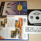GO GO COPTER REMOTE CONTROL HELICOPTER PS2 PLAYSTATION 2 PAL ESPAÑA