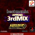 BEATMANIA APPEND 3RD MIX PLAYSTATION DJ SIMULATION ENTREGA AGENCIA 24 HORAS