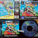 THEME PARK WORLD PAL ESPAÑA COMO NUEVO COMPLETO SONY PSX PLAYSTATION PSONE PS1