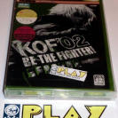 THE KING OF FIGHTERS KOF 02 2002 BE THE FIGHTER XBOX NTSC JAPAN NUEVO PRECINTADO