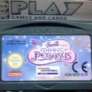 BARBIE AND THE MAGIC PEGASUS PAL GAME BOY GAMEBOY ADVANCE GBA CORREO CERTIFICADO