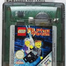 LEGO ALPHA TEAM PAL GAME BOY GAMEBOY COLOR GBC ENVIO CERTIFICADO / 24H